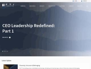 origin.fticonsulting-asia.com screenshot