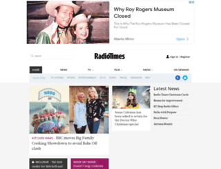 origin.radiotimes.com screenshot