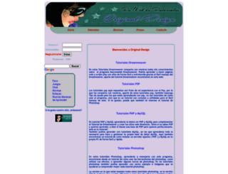 original-design.es screenshot