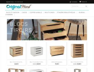 original-wood.com screenshot