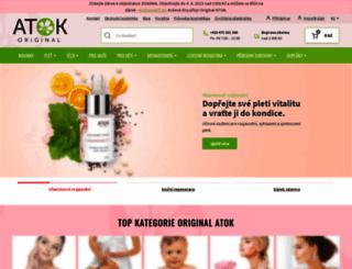 originalatok.cz screenshot