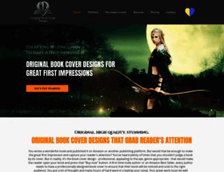originalbookcoverdesigns.com screenshot