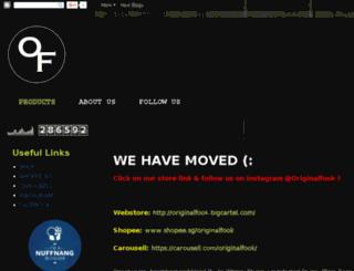 originalfook.blogspot.sg screenshot