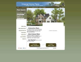 originalhome.com screenshot