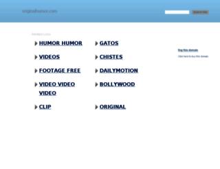 originalhumor.com screenshot