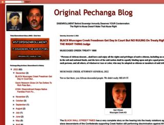 originalpechanga.com screenshot
