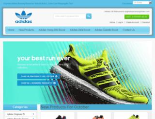 originalszxrunningshoes.com screenshot