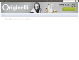 originelli.fi screenshot