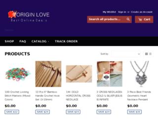 originlove.myshopify.com screenshot