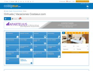 orihuela.costasur.com screenshot