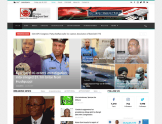 orijoreporters.com screenshot