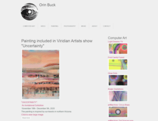 orinbuck.com screenshot