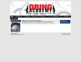 oringacademy.com screenshot
