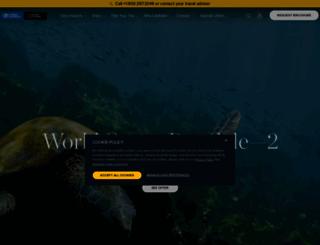 orionexpeditions.com screenshot