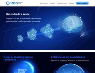 orizonbrasil.com.br screenshot