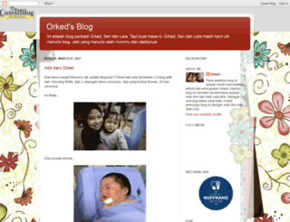 orkedsaiful.blogspot.com screenshot