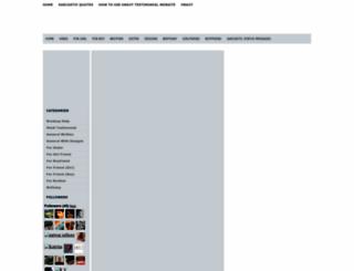 orkut-testimonial.blogspot.com screenshot