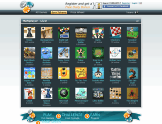 orkut.come2play.com screenshot