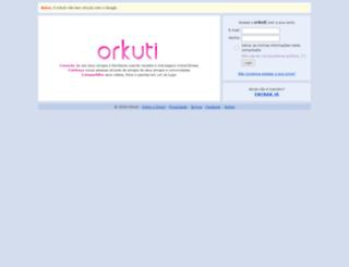 orkuti.net screenshot