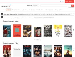 orl.bibliocommons.com screenshot