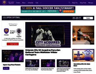 orlandocitysc.com screenshot