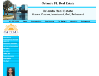 orlandorealestateflorida.com screenshot