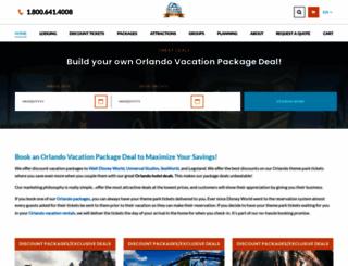 orlandovacation.com screenshot