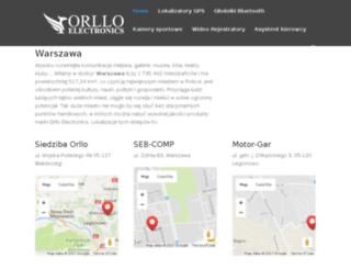 orllo-warszawa.pl screenshot