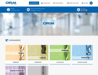orm-tr.com screenshot