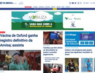 ormnews.com.br screenshot