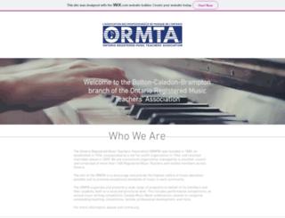 ormtabbc.com screenshot