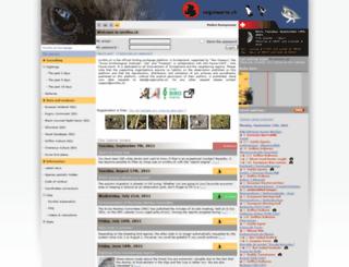 ornitho.ch screenshot