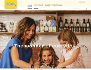 orogel.com screenshot