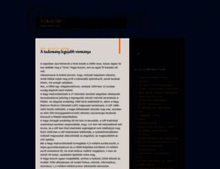 orokseg.wordpress.com screenshot