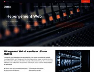 orongowebhosting.com screenshot