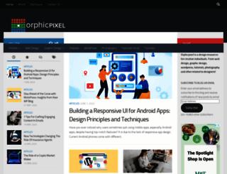 orphicpixel.com screenshot