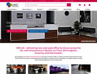 ors-recycle.co.uk screenshot