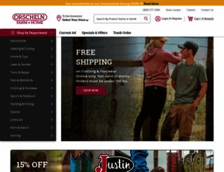 orschelnfarmhome.com screenshot