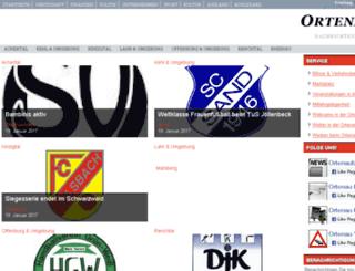 ortenaublatt.de screenshot