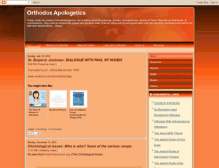 orthodox-apologetics.blogspot.com screenshot