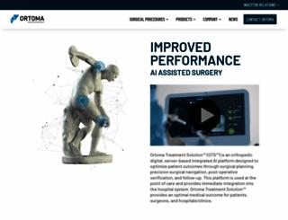 ortoma.com screenshot