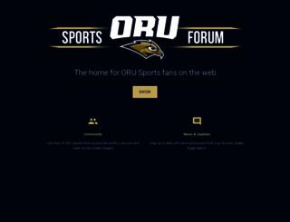 orusports.com screenshot