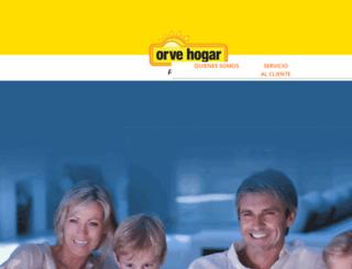 orvehogar.com.ec screenshot