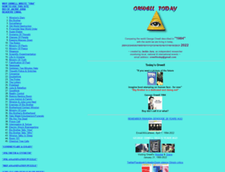 orwelltoday.com screenshot