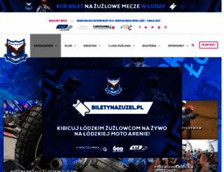 orzel.lodz.pl screenshot