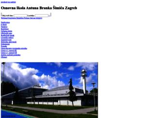 os-absimic-zg.skole.hr screenshot