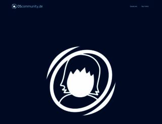 os-community.de screenshot
