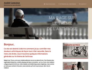 os-et-articulations.com screenshot