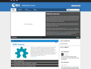 os-rc.com screenshot