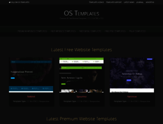 os-templates.com screenshot